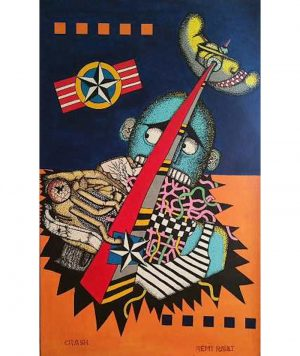 Remy-Rault-Crash-2003-ARTree-ybackgalerie1