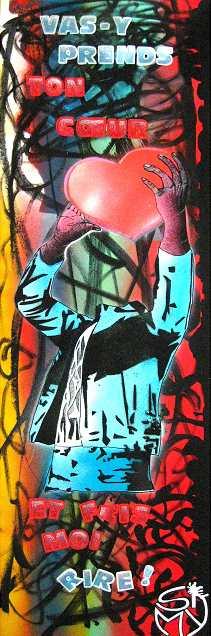 Simy-street-art-urbain-pochoir-technique-mixte