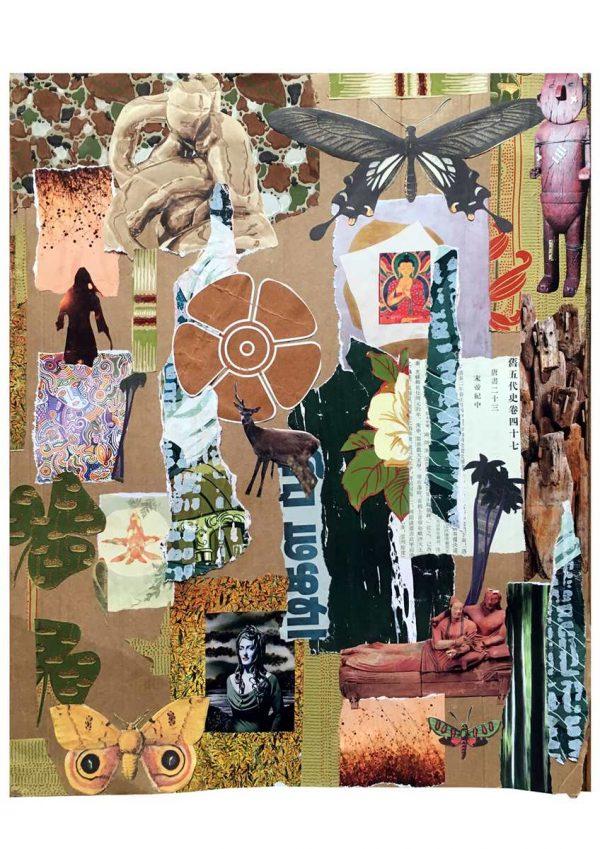 Voldia-Auroville-collage-2018-art-brut-paris