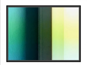 Emmanuel-Segaut-Pastel-vert-et-jaune-Art-Optique-ybackgalerie-artree