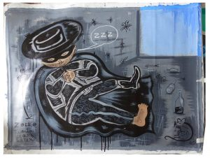 Liox-Street-Art-Urban-Artree-ybackgalerie-zorro-tw