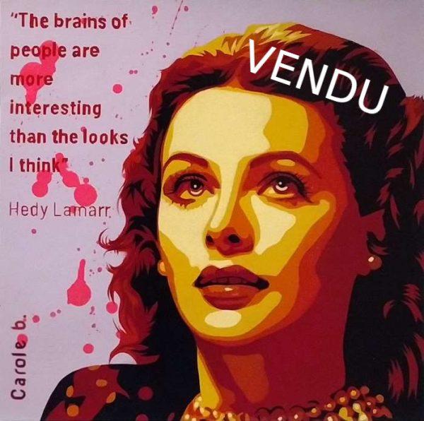 Hedy-Lamarr-l-inventrice-Vendu-Carole-b-Ybackgalerie-ARTree