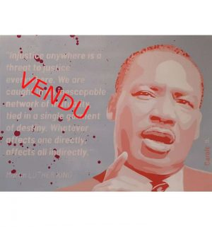 Martin-Luther-King-le-Leader-Vendu-Carole-b-Ybackgalerie-ARTree