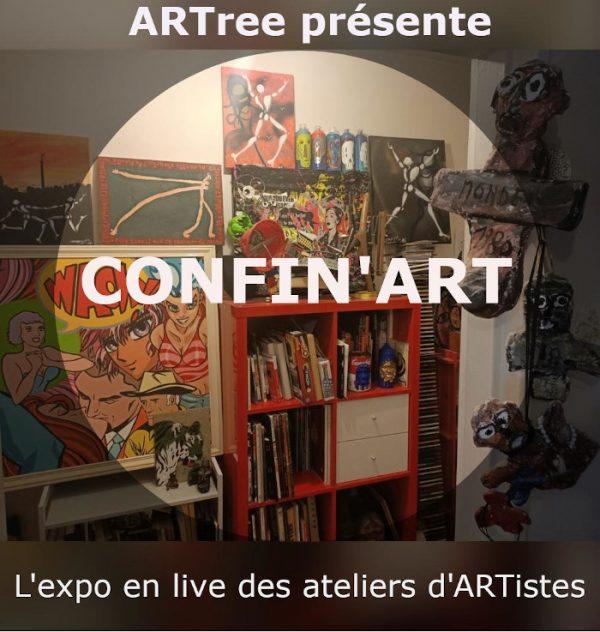 Confin'ART-affiche-ARTree-ybackgalerie