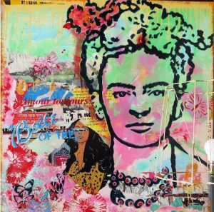 IZa-Zaro-Belle-Of-Frida-2018-artree-ybackgalerie