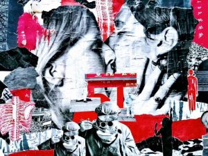 Voldia-Collage-street-art-urban-art-Love-&-Sick-2020-ARTree-Ybackgalerie