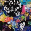 Lapin-mutant-toile-street-art-urban-art-prisedetête(confinart)-2020-ARTree-Ybackgalerie