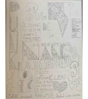 Stephanie-Cohen-Chaptal-Punk-de-la-vie-2020-Confin-Art-ARTree-Ybackgalerie