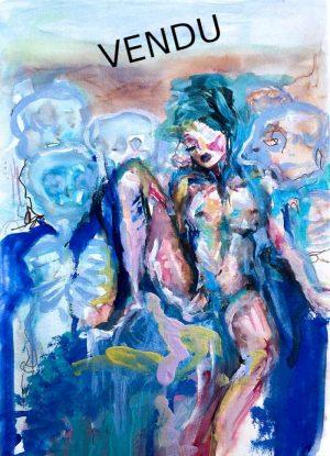 Flor-Mora-Les-fantômes-dans-les-vagues-Vendu-Ybackgalerie-ARTree
