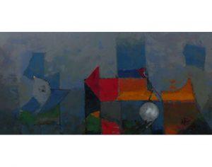 alain-aghaian-recup-Art-Peinture-huileARTree-Ybackgalerie