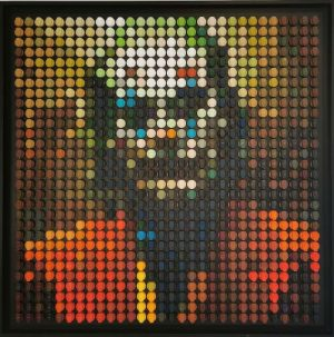 Oliver-Ney-Le-Joker-2-ARTree-Ybackgalerie
