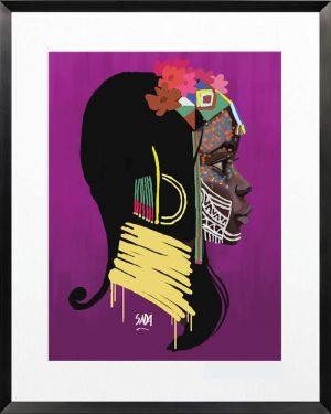 Sada-Ethnic-chic-1-Print-Ybackgalerie-ARTree