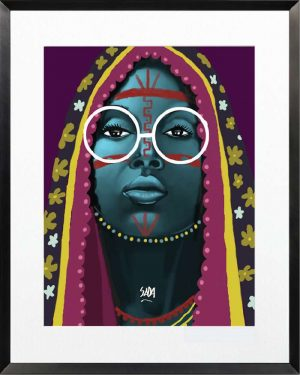 Sada-Ethnic-chic-2-Print-2017-Ybackgalerie-ARTree
