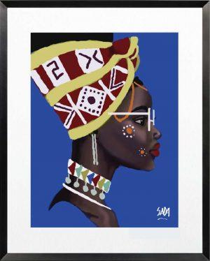 Sada-Ethnic-chic-3-Print-Ybackgalerie-ARTree