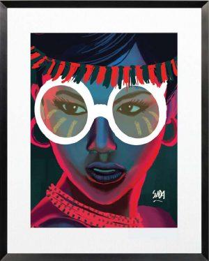 Sada-Ethnic-chic-5-Print-Ybackgalerie-ARTree