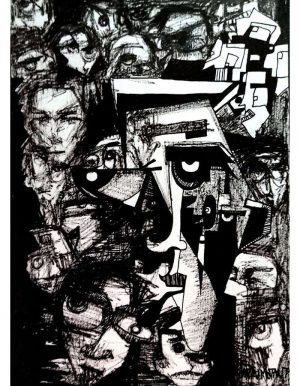 Lapin-mutant-dessin-street-art-urban-art-A51-2020-ARTree-Ybackgalerie
