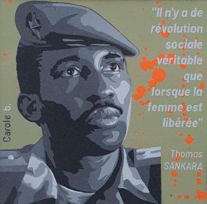 Thomas-Sankara-le-feministe-pochoir-Carole-b-Ybackgalerie-ARTree