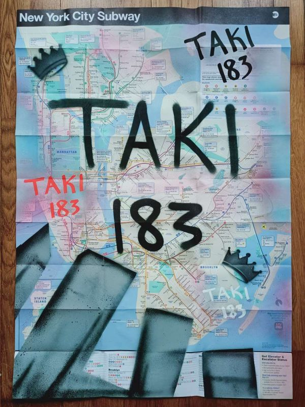 Map-of-new-york-Taki-183-1-19-ARTree-Ybackgalerie