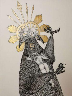 Alec-Sonder-Rune-D-Ansduz-Original-1-Ybackgalerie-ARTree - copie
