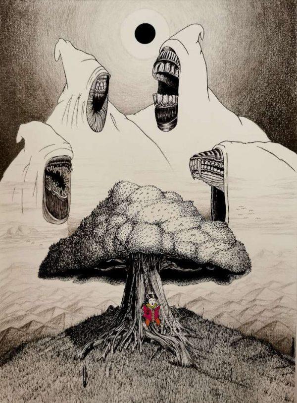 Alec-Sonder-l-heure-de-la-lecture-Original-Ybackgalerie-ARTree - copie