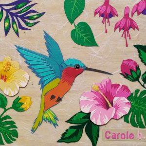 Un-coin-de-paradis-numéro-26-Carole-b-Ybackgalerie-ARTree