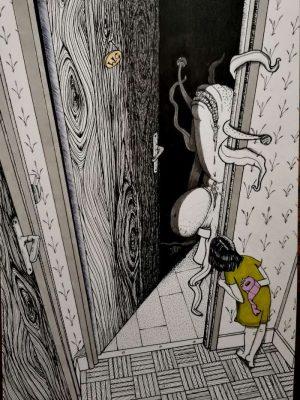 Alec-Sonder-l-heure-de-la-commission-Original-Ybackgalerie-ARTree