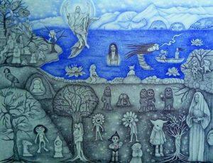 Esther-Wuhrlin-W151-Art-Outsider-ARTree-ybackgalerie