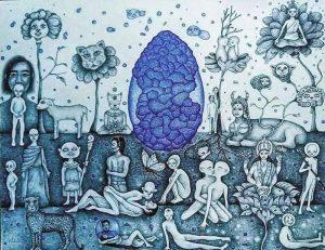 Esther-Wuhrlin-W157-Art-Outsider-ARTree-ybackgalerie