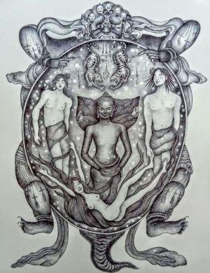 Esther-Wuhrlin-W165-Art-Outsider-ARTree-ybackgalerie