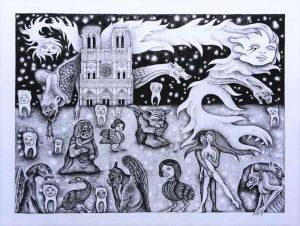 Esther-Wuhrlin-W166-Art-Outsider-ARTree-ybackgalerie