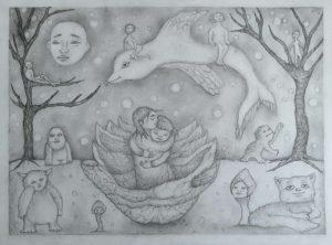 Esther-Wuhrlin-W175-Art-Outsider-ARTree-ybackgalerie