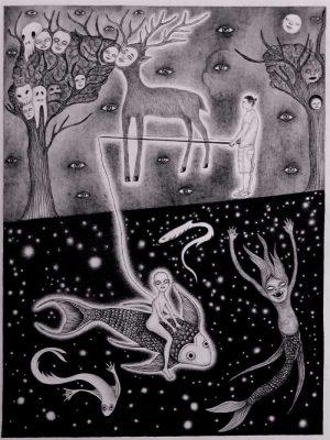 Esther-Wuhrlin-W195-Art-Outsider-ARTree-ybackgalerie