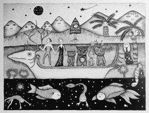 Esther-Wuhrlin-W199-Art-Outsider-ARTree-ybackgalerie