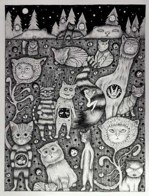 Esther-Wuhrlin-W200-Art-Outsider-ARTree-ybackgalerie