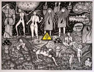 Esther-Wuhrlin-W204-Art-Outsider-ARTree-ybackgalerie