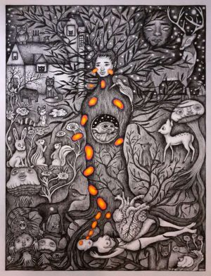 Esther-Wuhrlin-W205-Art-Outsider-ARTree-ybackgalerie