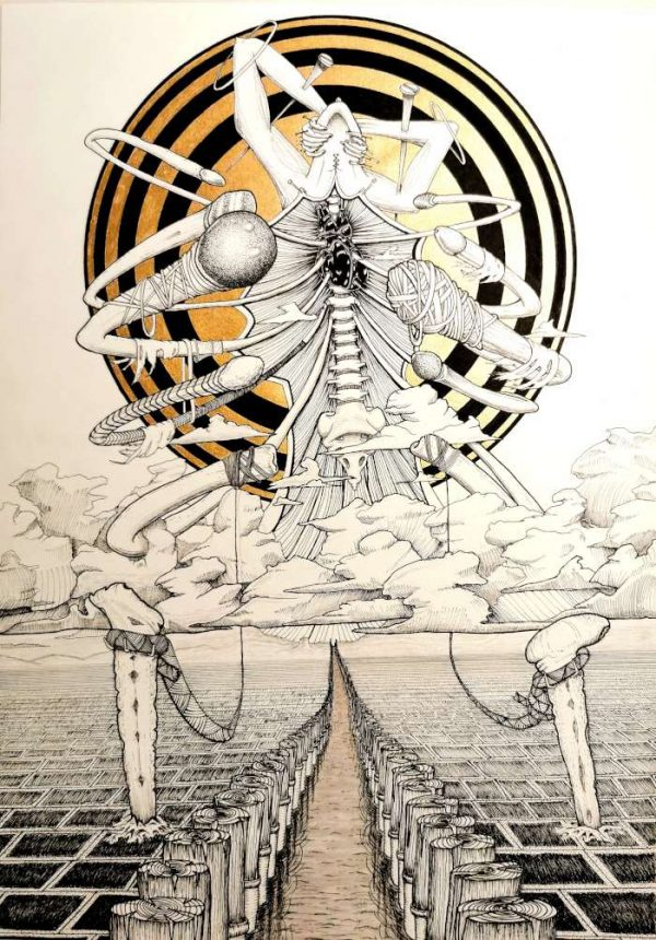 Alec-Sonder-opening-to-spirituality-Original-Ybackgalerie-ARTree