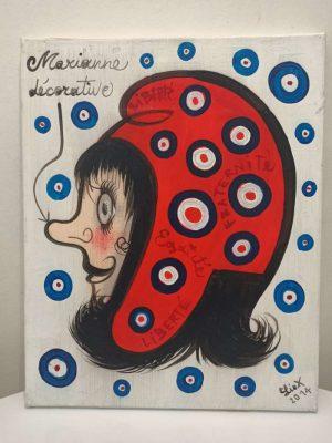 Marianne-Decorative-Ref-109-Liox-Street-Art-Urban-Artree-ybackgalerie