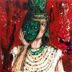 Flor-Mora-Reina-Maya-Mascula-Ybackgalerie-ARTree