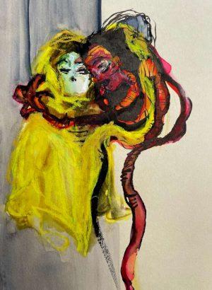 Flor-Mora-ghost-hug-Ybackgalerie-ARTree