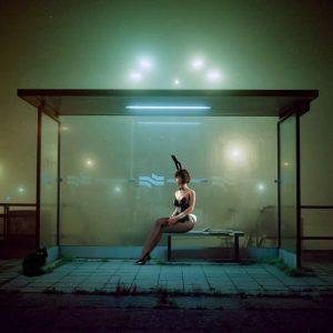 Bunny-is-waiting-Mr-Strange-YbackGalerie-ARTree