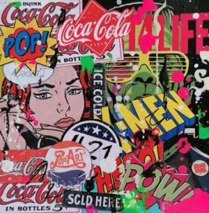 David-Drioton-ALLO-Pop-Art-Ybackgalerie-Artree