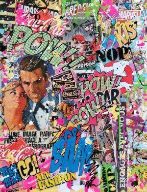 David-Drioton-JOLIE-COUPLE-Pop-Art-Ybackgalerie-Artree